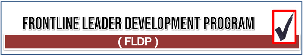 frontline leadership program